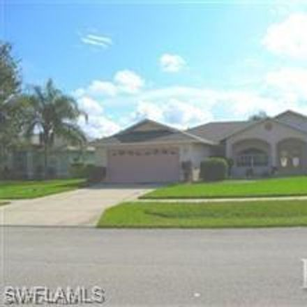 Rent this 3 bed house on 1502 Senior Court in Lehigh Acres, FL 33971