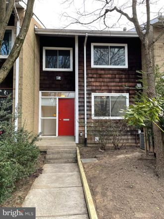 Rent this 3 bed townhouse on 894 New Mark Esplanade in Rockville, MD 20850