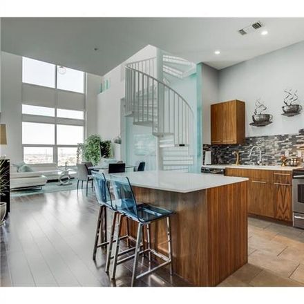Rent this 1 bed loft on North Houston Street in Dallas, TX 75202