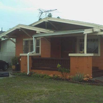 Rent this 3 bed house on W 51st Pl in Los Angeles, CA