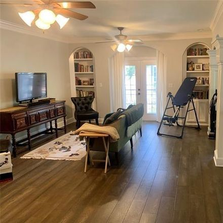 Rent this 3 bed house on 7719 Linwood Avenue in Dallas, TX 75209