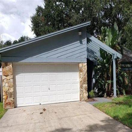 Rent this 3 bed house on 4749 Deerwalk Avenue in Hillsborough County, FL 33624