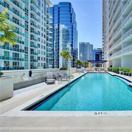 Rent this 1 bed condo on The Arketekt by Aficionados in 1200 Brickell Bay Drive, Miami
