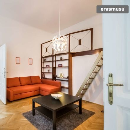 Rent this 1 bed apartment on Budapest in Nagymező u., 1065 Hungary