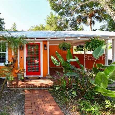 Rent this 3 bed house on 1886 Bougainvillea Street in Sarasota, FL 34239