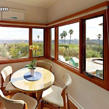 Rent this 1 bed house on 275 El Cielito Road in Santa Barbara, CA 93105