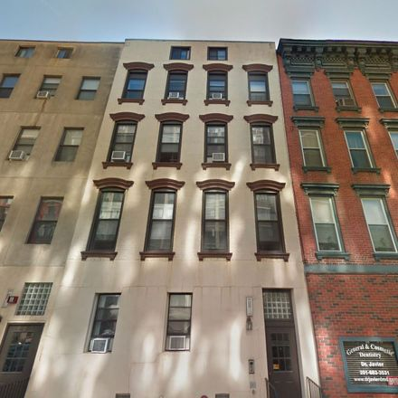 Rent this 2 bed apartment on 409 1st Street in Hoboken, NJ 07030