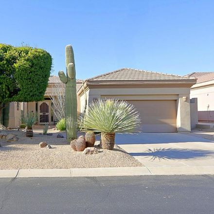 Rent this 3 bed house on 33938 North 66th Way in Scottsdale, AZ 85266