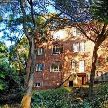 Rent this 1 bed apartment on 8/40 Brightmore Street
