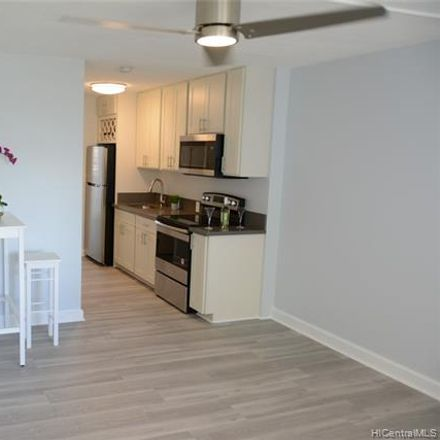 Rent this 1 bed condo on Kalia in Inc, 425 Ena Road