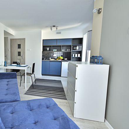 Rent this 2 bed apartment on Augusta Cieszkowskiego 4 in 93-504 Łódź, Poland