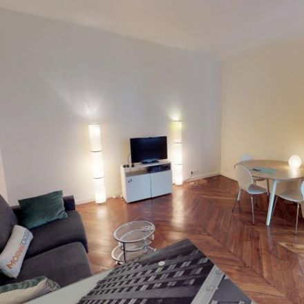 Rent this 1 bed apartment on 32 Rue d'Aboukir in 75002 Paris, France