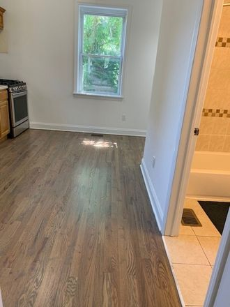 Rent this 2 bed apartment on Danforth Ave in Jersey City, NJ