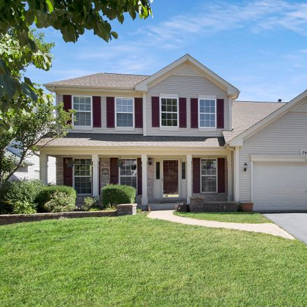 Rent this 4 bed house on Shenandoah Ct in Aurora, IL