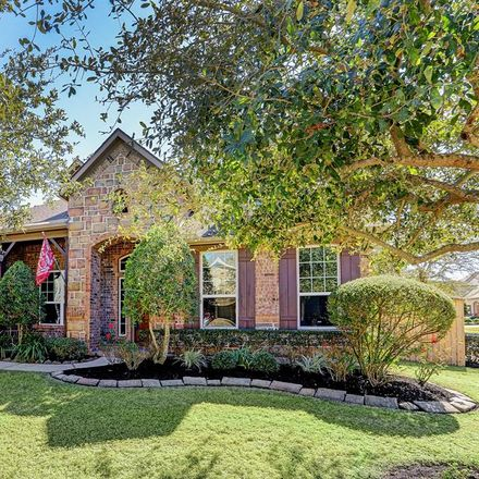 Rent this 5 bed house on Cornerstone Place Dr in Katy, TX