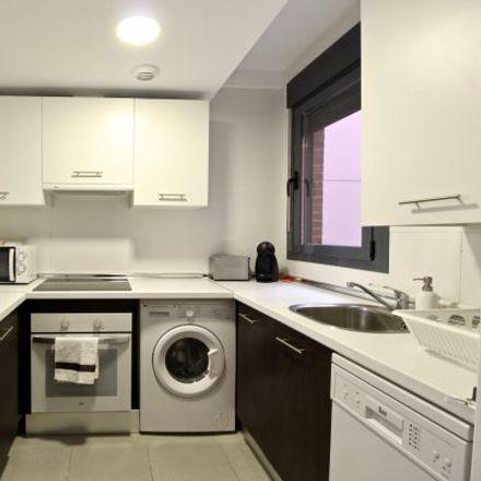 Rent this 3 bed apartment on Avenida de la Ciudad de Barcelona in 89, 28007 Madrid