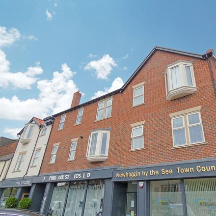 Rent this 2 bed apartment on 74-78 Front Street in Newbiggin by the Sea NE64 9QD, United Kingdom