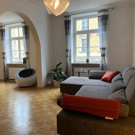 Rent this 1 bed apartment on Rumfordstraße 37 in 80469 Munich, Germany