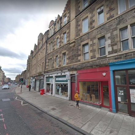 Rent this 1 bed apartment on The Gorgie Fish Bar in 138 Gorgie Road, City of Edinburgh EH11 1TH