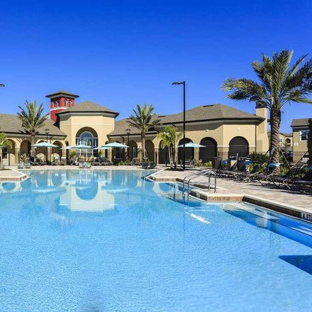Rent this 3 bed apartment on Lake Nona Central in Orlando, FL