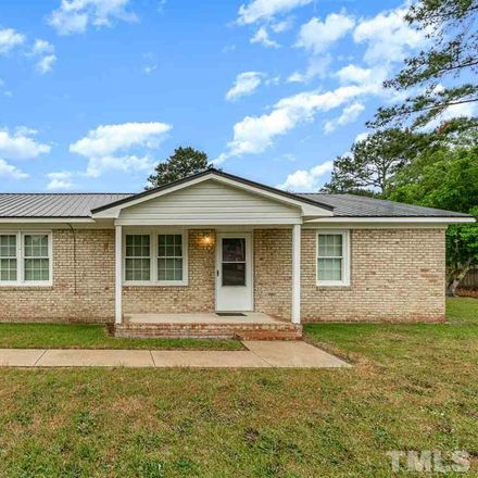 Rent this 3 bed house on 213 Fox Dr in Dudley, NC