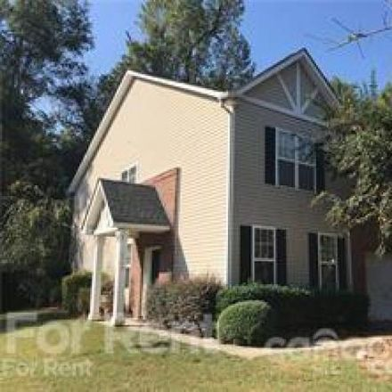 Rent this 3 bed house on 16765 Commons Creek Drive in Charlotte, NC 28277