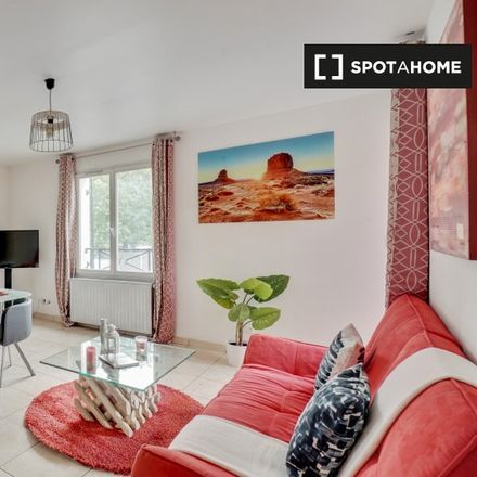 Rent this 2 bed apartment on 1 Boulevard Édouard Vaillant in 93300 Aubervilliers, France
