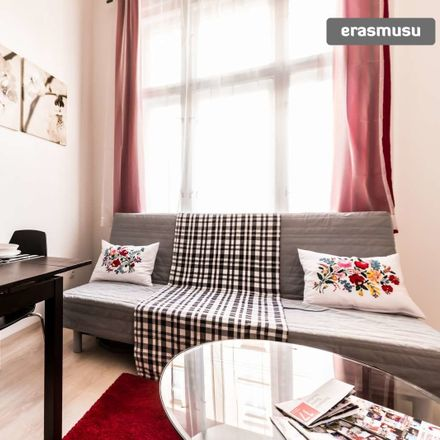 Rent this 1 bed apartment on Budapest in Ráday u., 1093 Hungary