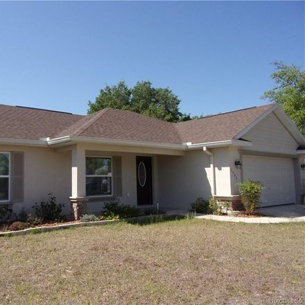 Rent this 3 bed house on 3586 E Lake Todd Dr in Hernando, FL