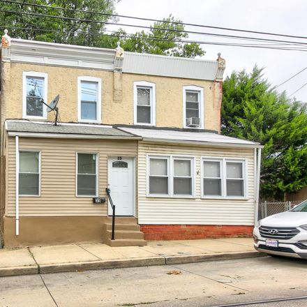 Rent this 3 bed townhouse on 39 North 10th Street in Darby, PA 19023