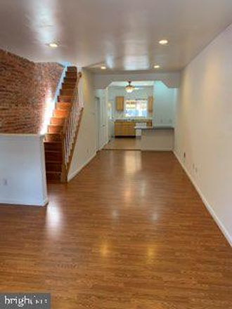 Rent this 3 bed townhouse on 131 North Kenwood Avenue in Baltimore, MD 21224