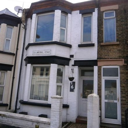 Rent this 3 bed house on 191 Balmoral Road in Gillingham ME7 4QR, United Kingdom