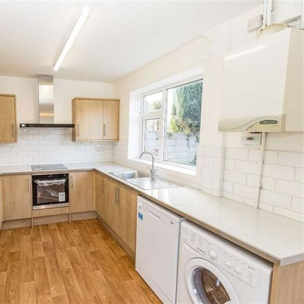 Rent this 3 bed house on Cringlewood Crown Green Bowls Club in Yewtree Lane, Manchester M23 0DU