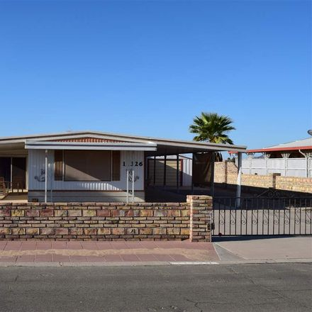 Rent this 2 bed house on E 34th St in Yuma, AZ