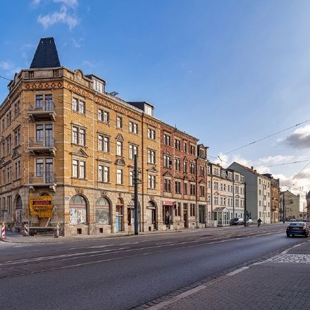 Rent this 4 bed apartment on Leipziger Straße 150 in 01127 Dresden, Germany
