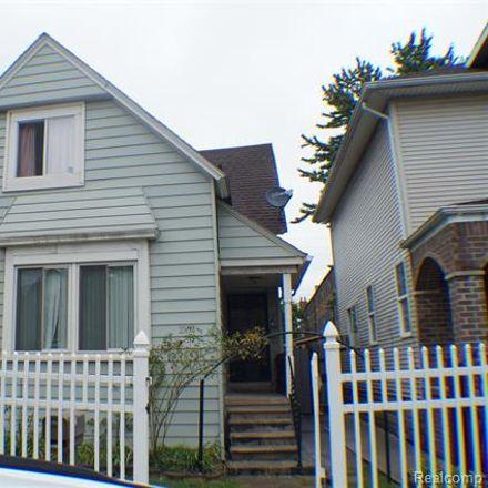 Rent this 5 bed house on 2352 Casper Street in Detroit, MI 48209