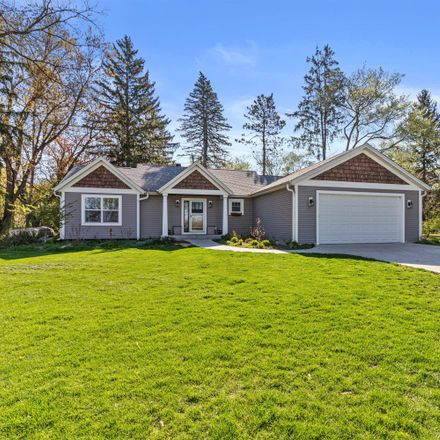 Rent this 3 bed house on Laak Ln in Dousman, WI