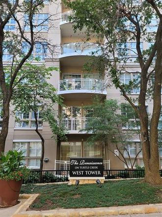 Rent this 2 bed condo on 3225 Turtle Creek Boulevard in Dallas, TX 75219