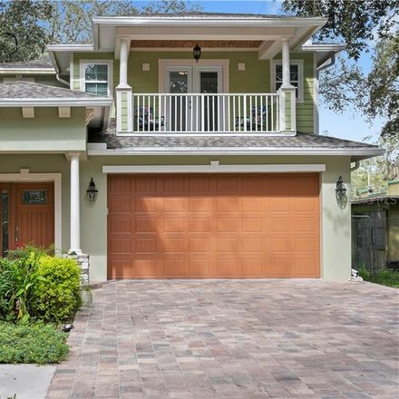 Rent this 4 bed house on North Lynn Avenue in Tampa, FL 33612