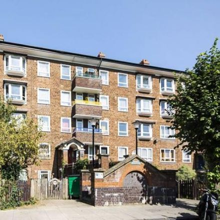 Rent this 1 bed apartment on 36 Moresby Road in London E5 9LD, United Kingdom