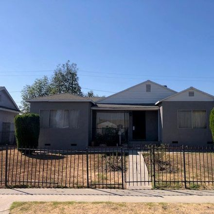 Rent this 4 bed house on 1401 South Grandee Avenue in Compton, CA 90220
