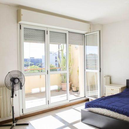 Rent this 3 bed room on Ballarin/Cesarini in Viale Aldo Ballarin, 00142 Rome RM
