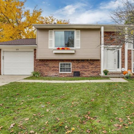 Rent this 4 bed house on 1191 Stamford Rd in Ypsilanti, MI