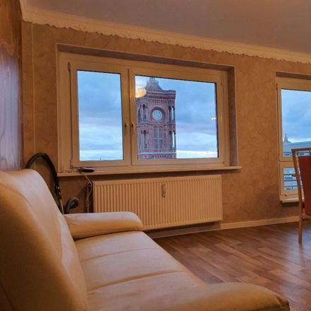 Rent this 1 bed apartment on RathausPassagen in Rathausstraße 1-14, 10178 Berlin