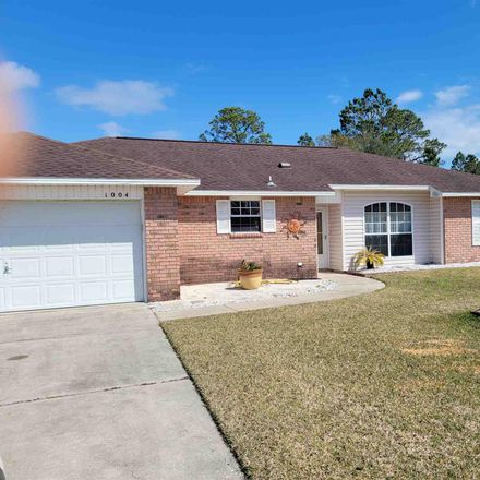 Rent this 3 bed house on Softshoe Pl in Pensacola, FL