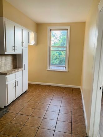 Rent this 3 bed duplex on Custer Ave in Jersey City, NJ