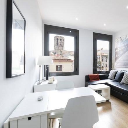 Rent this 1 bed apartment on La Rambla in 106, 08002 Barcelona