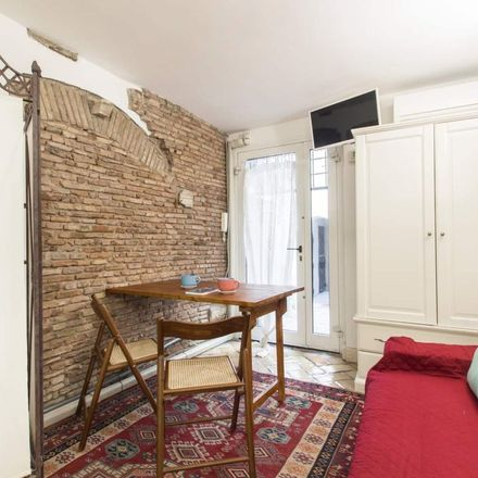 Rent this 1 bed apartment on Chiesa di San Salvatore in Onda in Via dei Pettinari, 00186 Rome RM