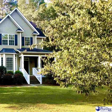 Rent this 4 bed house on 4104 Byrnes Boulevard in Florence County, SC 29506