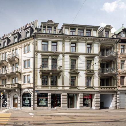 Rent this 0 bed apartment on Stockerstrasse 43 in 8002 Zurich, Switzerland